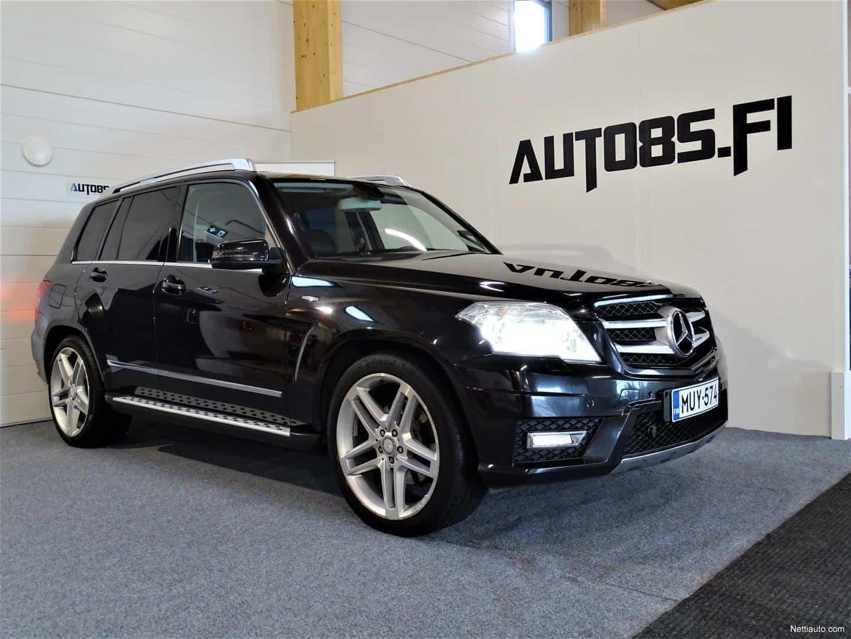 Mercedes-Benz GLK 250 CDI 4MATIC Aut. AMG Styling * RAHOITUS 0e KÄSIRAHALLA * AUTO85TURVA * TUTKAT * XENON * KOUKKU * NAHAT YMS