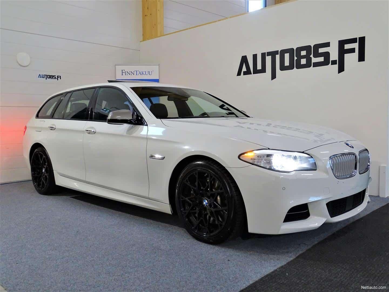 BMW M550d Touring * RAHOITUS 0e KÄSIRAHALLA * ADAPT.VAKKARI * PANORAMA * AVAIMETON KÄYNTI * KAMERA * IMUOVET * VALO.ASSIST *