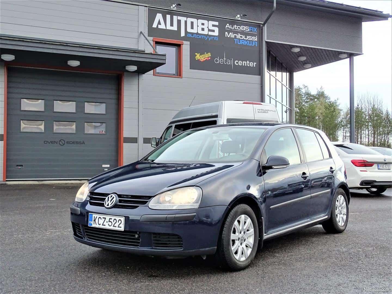 Volkswagen Golf 1.6 FSI Trendline 115hv 5d * RAHOITUS VAIKKA MAKSUHÄIRIÖ MAHDOLLINEN * ILMASTOINTI * LOHKO+SISÄL. * SÄHKÖLASIT YMS