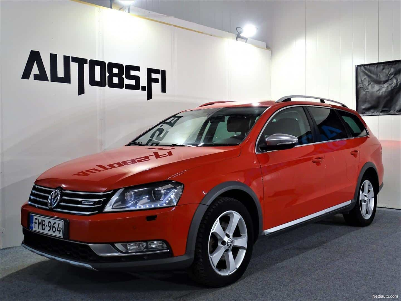 Volkswagen Passat Variant Alltrack 2