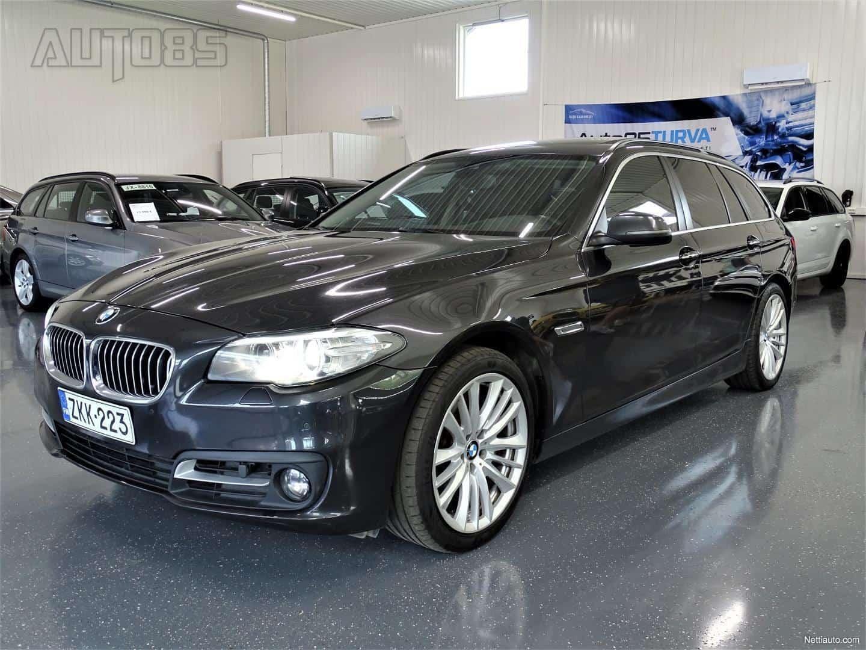 BMW 530 dA xDrive Touring LCI * RAHOITUS 0e KÄSIRAHALLA * FACELIFT * PANORAMA * VERHOT * XENON * AUTO85TURVA