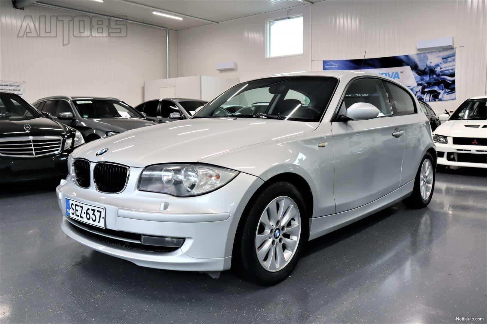 BMW 116 i 3d * RAHOITUS VAIKKA MAKSUHÄIRIÖ MAHDOLLINEN * JUURI HUOLLETTU * 2x RENKAAT * 2x AVAIN * PERUS KÄYTTIS HUOKEASTI