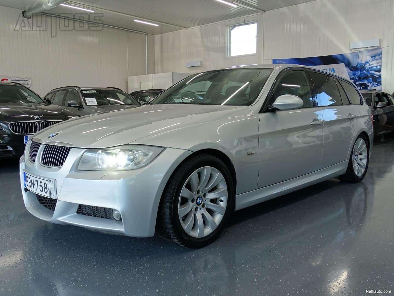BMW 325 i Touring M-Sport * RAHOITUS 0e KÄSIRAHALLA * XENON * ANDROID * TUTKA * MANUSKA VAIKKA TALVEN RIENTOIHIN!