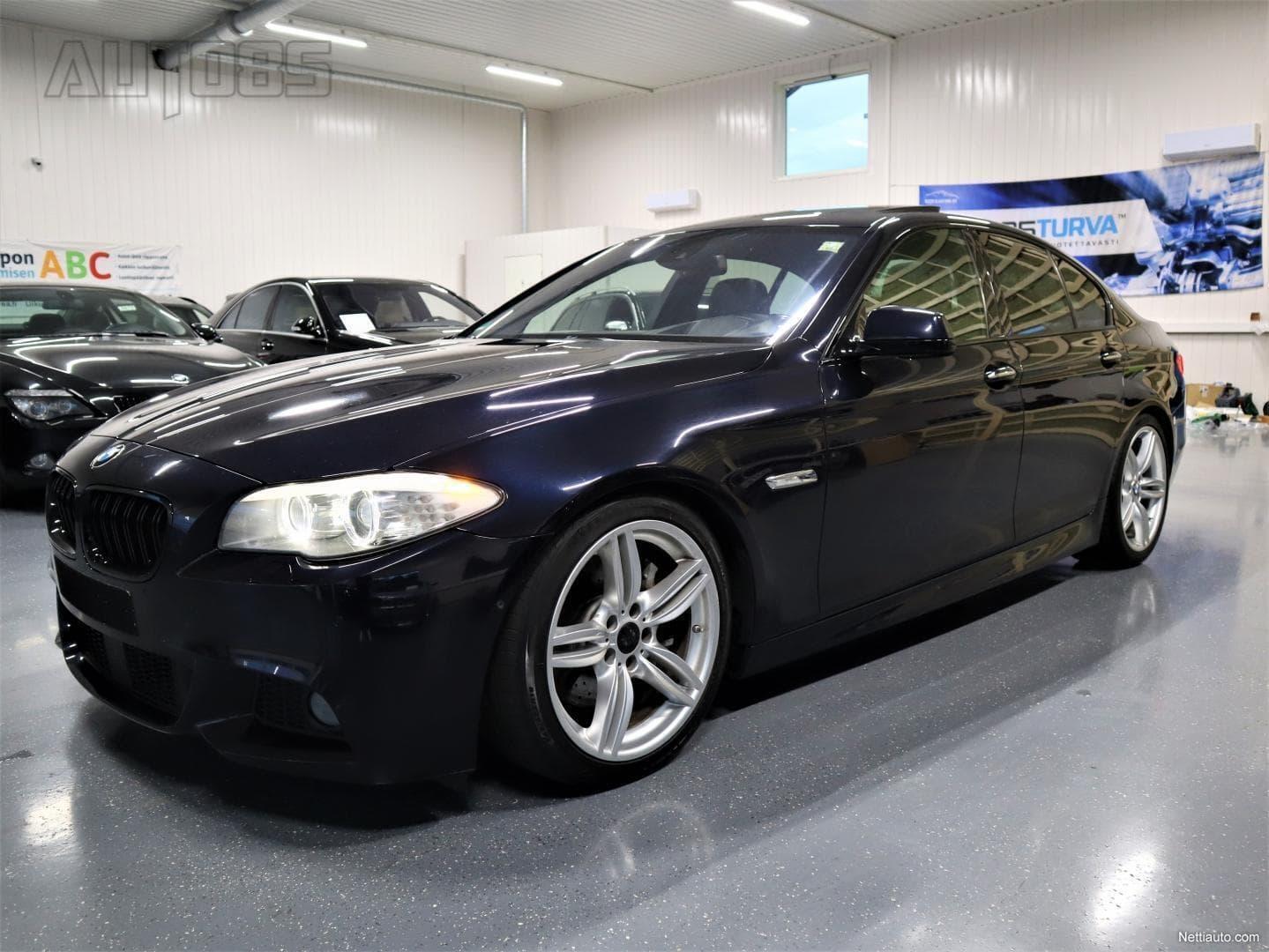 BMW 535 dA M-Sport xDrive * RAHOITUS 0e KÄSIRAHALLA * IMUOVET * HUD * ACC * MUISTIPENKIT * TUNNELMAVALAISTUS * HIFIT YMS